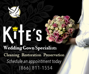 Kite's Wedding Gown Specialists Banner Ad