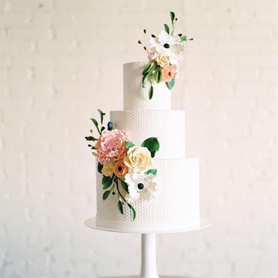 360 West Weddings Fall 2017 cakes