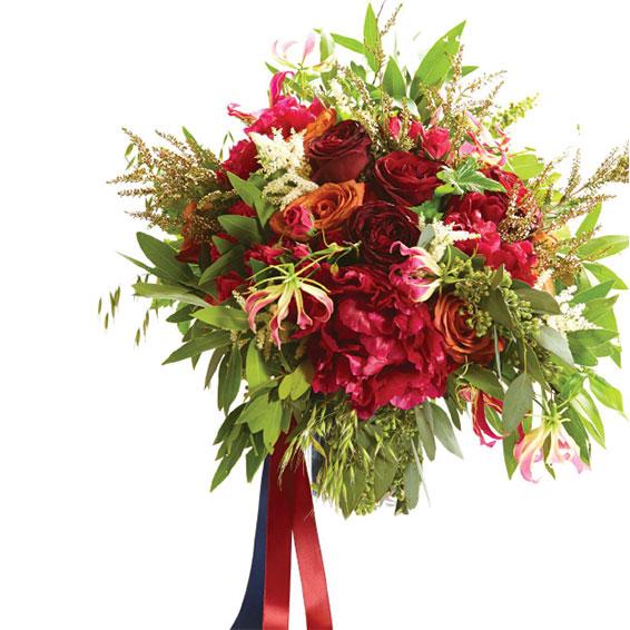 360 West Weddings Fall 2017 flowers