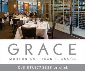 Grace Restaurant Banner